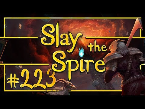 Let's Play Slay the Spire: April 21st 2018 Daily - Episode 223