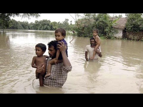 12 Lakh People Affected In Assam Floods