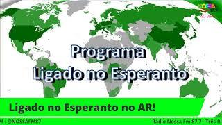 Ligado no esperanto! 17/01/2021