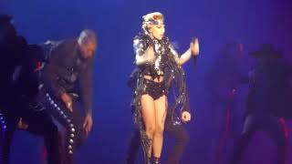 """Poker Face & Perfect Illusion"" Lady Gaga@Capital One Arena Washington DC 11 / 19 / 17"
