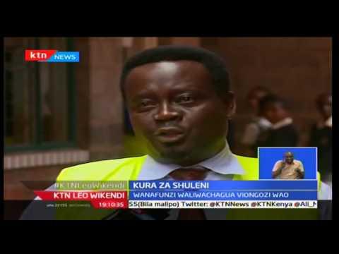 KTN Leo: IEBC yasimamia uchaguzi wa wanafunzi Kenya Academy huko Nyeri