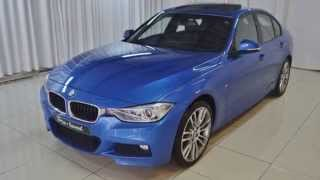 2015 BMW 320i M SPORT AT OLGAR