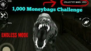 Eyes The Horror Game-1,000 Moneybags Challenge:Good Boy(Endless Mode)