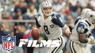 3 time super bowl champion troy aikman comes in at #6 on the list of top 10 cowboys all time.subscribe to nfl films: http://goo.gl/xjtgglstart your free t...