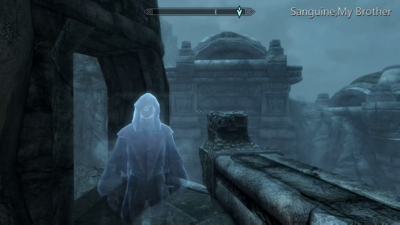 Skyrim Special Edition, quotes from Lucien Lachance, the Spectral  Assassin part 2