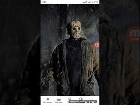 Топ 5 самых сильных и страшных монстров из фильмов ужасов.