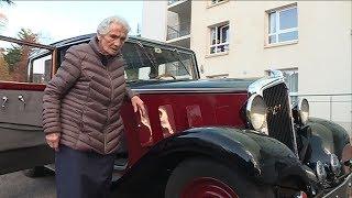 Download lagu Marie-Louise et son chauffeur, histoire d'une centenaire de Loire-Atlantique en pleine forme.