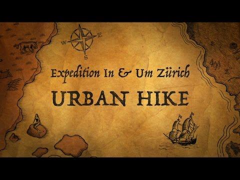 Urban Hike   Expedition in und um Zürich Teil1
