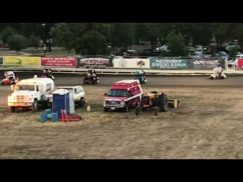 Plaza Park Raceway 5/10/19 Jr Sprint Heat Ty