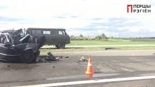 ДТП Ивацевичи М1 погиб водитель Ford 10 мая 2019