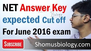 CSIR NET answer key and expected cut off June 2016 - CSIR NET aftermath