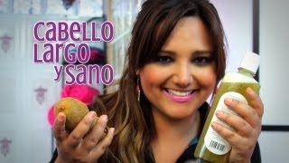 Cómo tener Cabello Largo y Sano / Healthy Hair Tips : Belleza por Menos - Gabytips