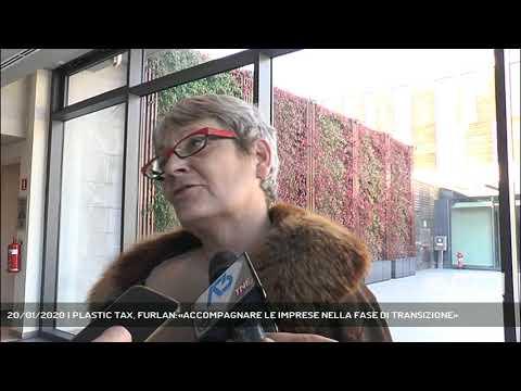 20/01/2020 | PLASTIC TAX, FURLAN:«ACCOMPAGNARE LE...
