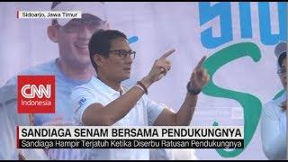Download Video Sandiaga Uno Senam, Jokowi Naik Andong di Malioboro MP3 3GP MP4