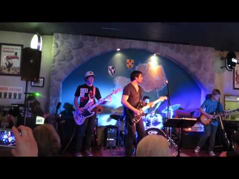 Money - Pink Floyd - Live Full Band Cover (Noodle House)