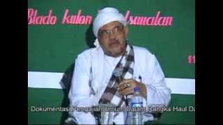 Habieb Abu Bakar  Uliran  Probolinggo