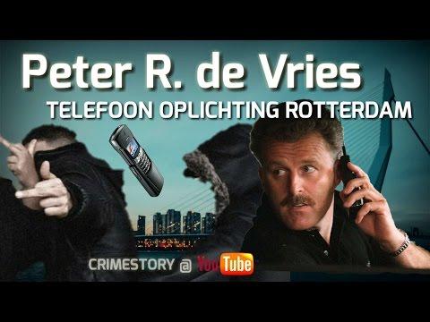 Peter R. de Vries  Marokkaanse oplichters Rotterdam
