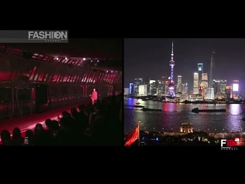VALENTINO'S NEW SHANGHAI STORE Celebrities Style Fashion Show by Fashion Channel