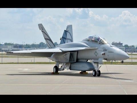 """不断升级的超级装备 """"沉默""""的F-18战机"""