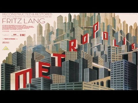 Metropolis (1927 - THE  ORIGINAL MOVIE WITH NEW EPIC MUSIC! ) - ΕΛΛΗΝΙΚΟΙ ΥΠΟΤΙΤΛΟΙ.