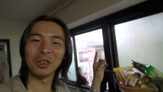 東京ゲリラ豪雨で落雷の瞬間を撮影  | Rec Thunderbolt,Tokyo's torrential down pour. thumbnail