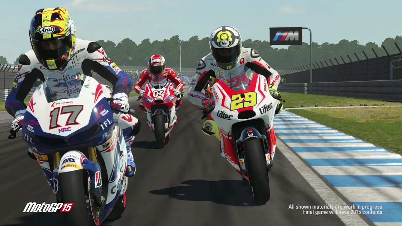 moto gp 2015 ps4