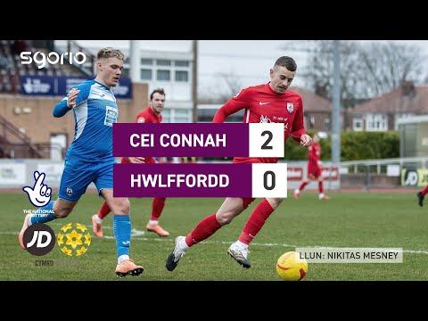 Connahs Q. Haverfordwest Goals And Highlights