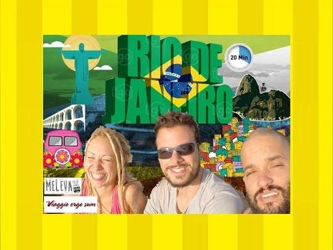 Fabio Liggeri e 🚐 Melevatrip : Rio de Janeiro in 24h