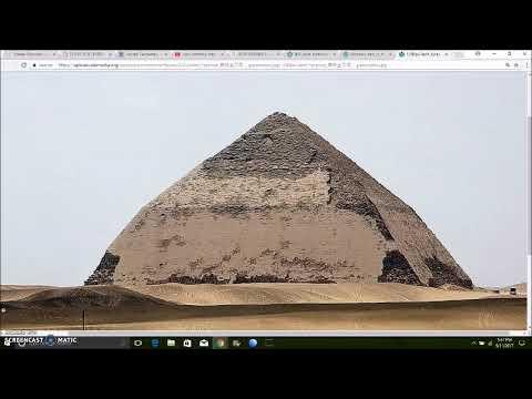 Bent Pyramid, Sacred Geometry & John Anthony West