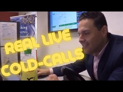 Real Live Cold Calls: Carry Conversation Mastery