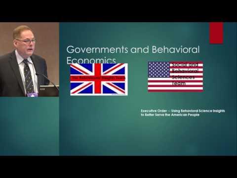 ILSI NA: CNS 2017: Nudging Food Health – (Dr. Richard Williams - George Mason University)