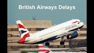 British Airways delays - When and how to claim flight compensation