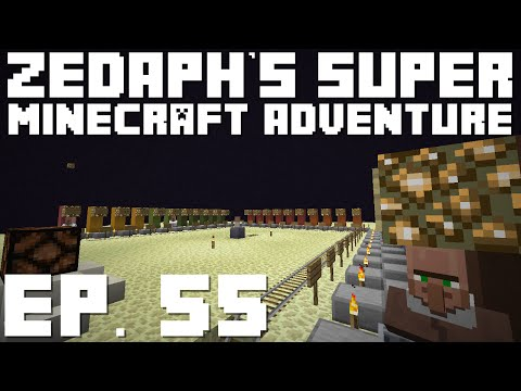 Zedaph's Super Minecraft Adventure: E55 - Honkerific!
