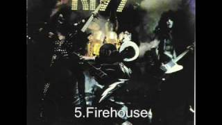 Kiss - Firehouse ( Alive! 1975 )