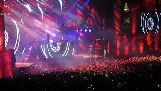 Untold Festival Cluj 2015 Fedde Le Grand, Dimitri Vegas, Lost Frequencies