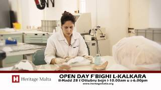 Heritage Malta Open Day