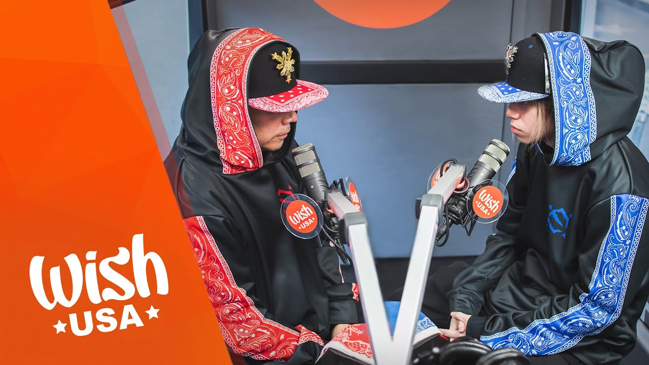 """Download Ez Mil and HBOM perform """"Cultura"""" LIVE on the Wish USA Bus"""