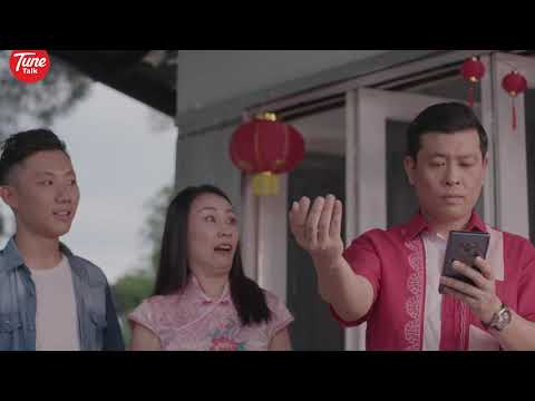 Tune Talk CNY : Sure Huat One