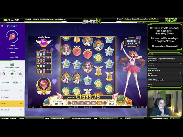 Moon Princess SUPER BIG WIN Play n Go