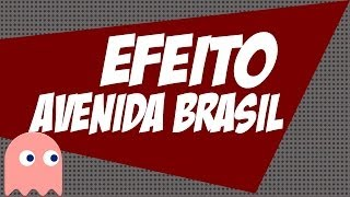Efeito Avenida Brasil - Photoshop CS6