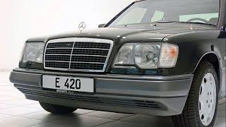 Mercedes E420 W124 1994