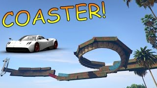 OSIRIS ROLLERCOASTER!!! Will It Coaster? GTA Online Race With Unspoken OUCH!