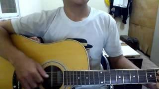 Chờ Định Mệnh Mỉm Cười Guitar Cover (Minh Vương M4U) - Lá Bàng