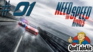 Need for Speed (NFS) Rivals - Gameplay ITA - Let's Play #01 - Primi minuti - Addestramento fuggitivo