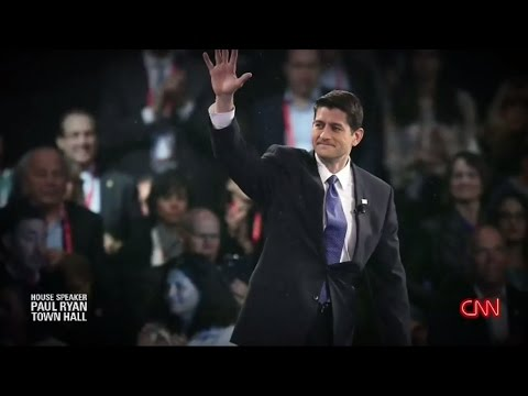 CNN House Speaker Paul Ryan Town Hall Intro - 7/12/2016