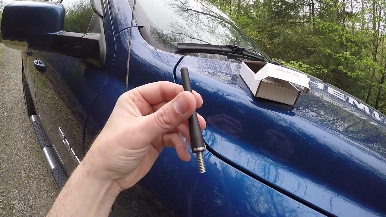 hight resolution of the stubby antenna for dodge ram trucks 2009 2018