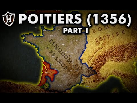 Chevauchée 1355 ⚔️ Battle of Poitiers Part 1 of 2