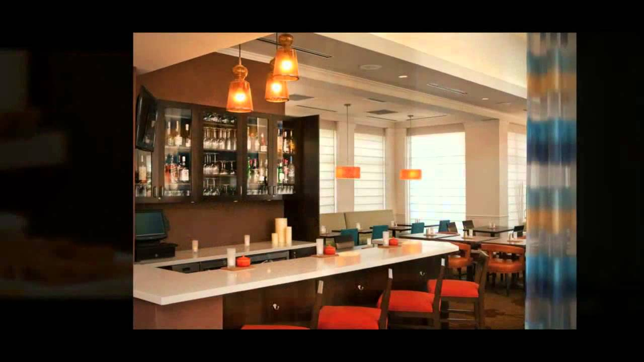Portland Maine Hilton Garden Inn Airport Hotel Tour - YouTube