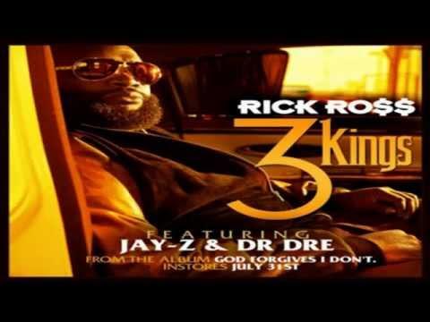 Rick Ross - 3 Kings feat. Jay-Z & Dr. Dre [Audio] (CDQ)