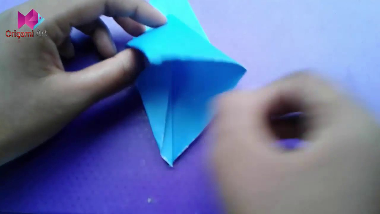 Origami DoveHow To Make An Easy DoveOrigami AnimalsPaper CraftPeace Dove